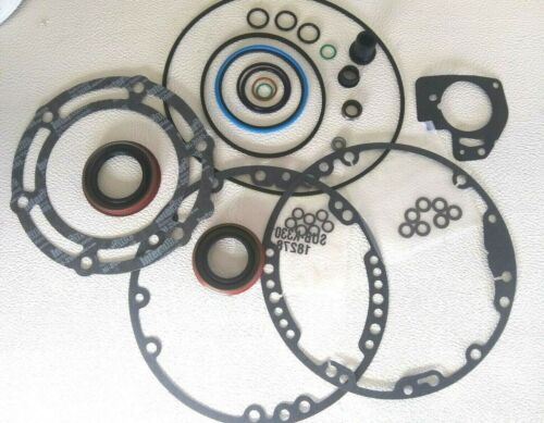 700r4 external reseal seal up kit with pan gasket /&  4x4 Gasket for 4WD Clip