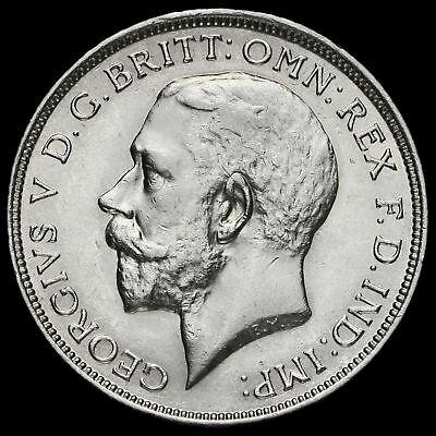 1914 George V Silver Florin, EF #2