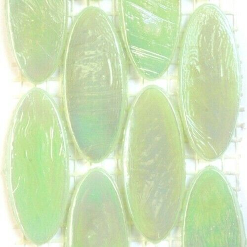 Various Colours Radiant Ellipse Mosaic tiles for arts and crafts