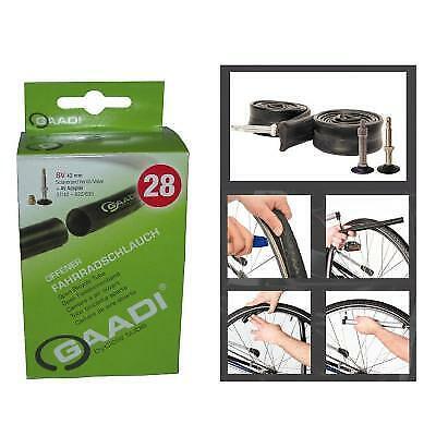 GAADI Camara de aire para bicicleta 27.5 50/54-584 FRANCESA 47MM