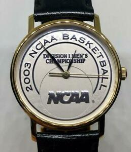 Details About 2003 Syracuse Ncaa Basketball National Champions Championship Watch Not Ring