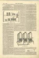 1900 The Production Of Distilled Water For Icemaking Plants