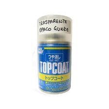 MR. HOBBY GUNZE - Topcoat Spray coprente opaco 86 ml