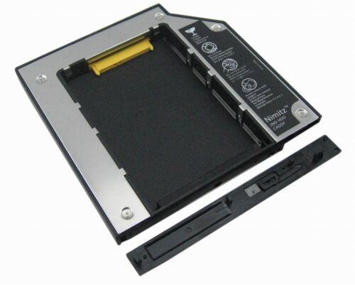 For DELL Latitude E5400 E5410 E5420 2nd HDD SSD hard drive Caddy