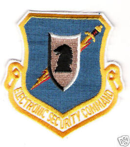 MILITARY-PATCH-U-S-AIR-FORCE-ELECTRONIC-SECURITY-COMMAND