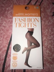 90c8d94a2b289 WARNER'S FASHION TIGHTS ~ Women's Textured Blissful Benefits Hose ...