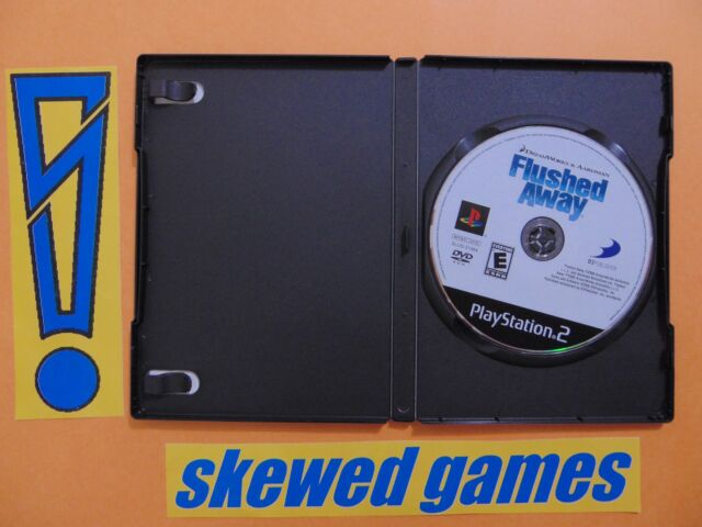 Flushed Away - PS2 PlayStation 2 Sony
