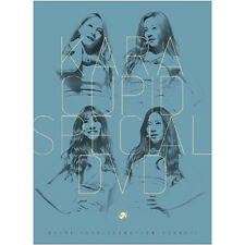 Korea Music Kara - Kara Cupid Special DVD (2 DISC) (DVDS075)