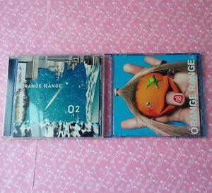 Details about Orange Range 2 CDs - O2 & Viva Rock Japan J-POP Singles