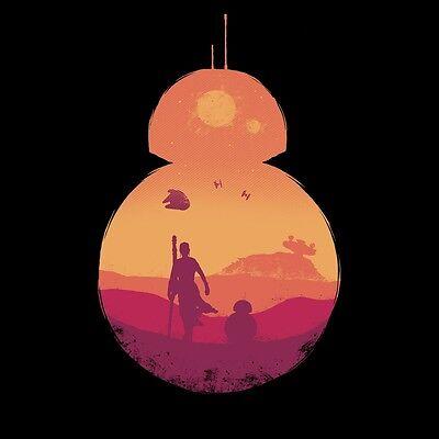 Star Wars Force Awakens Last Jedi Set Of 9 Minifigs BB8 Rey Finn Kylo Free Ship