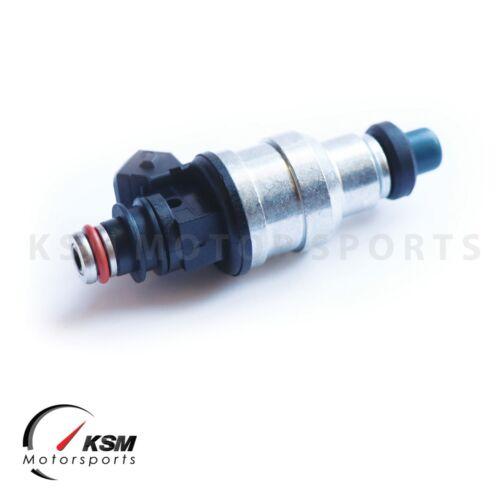 6 1200cc KSM Fuel Injectors for Toyota 7MGE 7MGTE 1JZ 1JZGTE 2JZ 2JZGE 2JZGTE