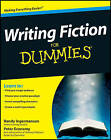 Writing Fiction For Dummies by Peter Economy, Randy Ingermanson (Paperback, 2009)