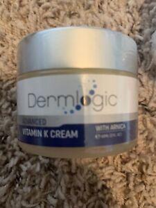 Dermlogic Advanced Vitamin K Cream for Bruises, Under Eye ...