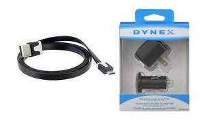 b1b133ca61740e USB Sync Charger Cable + Wall + Car for ALL HTC Smartphones - OEM ...