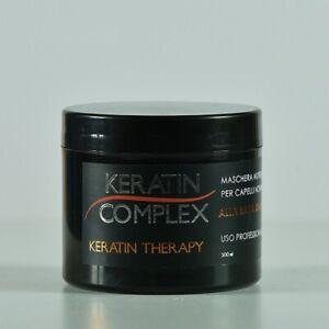 Crema Nutriente Professionale Capelli alla Bava di Lumaca Keratin Complex 500 ml