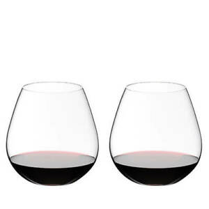 fa7cd1e249b Details about Riedel O Pinot / Nebbiolo Wine Glass Twin Pack