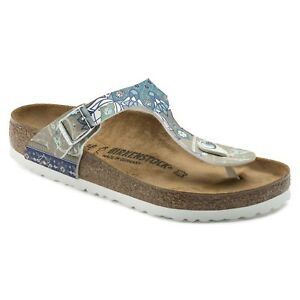 8d29a374f2f Image is loading SUMMER-SPECIAL-Birkenstock-Birko-Flor-GIZEH-Ancient-Mosaic-
