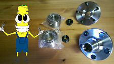 Front Wheel Hub And Bearing Assembly Kit for Toyota Corolla 2003-2010 PAIR TWO