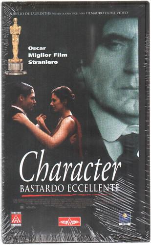 VHS - CHARACTER BASTARDO ECCELLENTE -  1997 - NUOVA