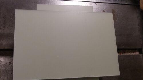 "20 pcs. UNCLAD  Laminate Board .028 thick PCB 3/"" x 4/"" FR-4"