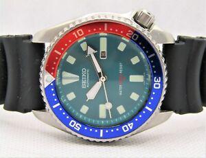 Seiko Scuba Divers 150M 'Pepsi' Nov.'96 Mod. 4205-015T 'SUG099' Automatic Watch