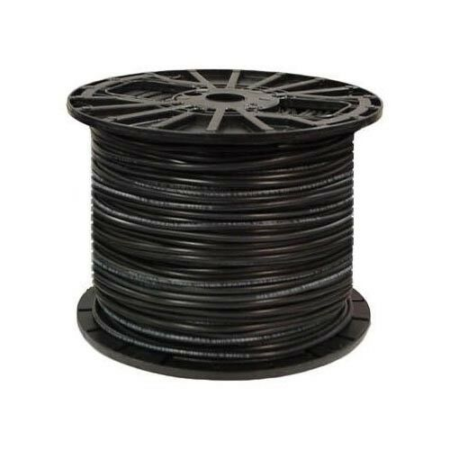 Solid Core Electric Dog Fence Wire 20-14 Gauge 150 500/' 1000/' Spool HDPE Cover