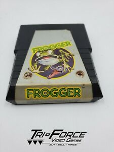 Frogger-game-cart-for-the-Atari-2600-tested-amp-works-great-FREE-SHIPPING