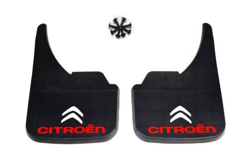Universal Van Mudflaps Front Rear Citroen Logo Berlingo C2 C15 Mud Flap Guard