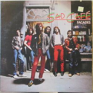 SAD CAFE Facades LP 1970s U.K. Rock – on A&M Records