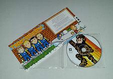 Single CD  Teddybears - Rock'N'Roll Highschool  3.Tracks + Video  2001  04/16