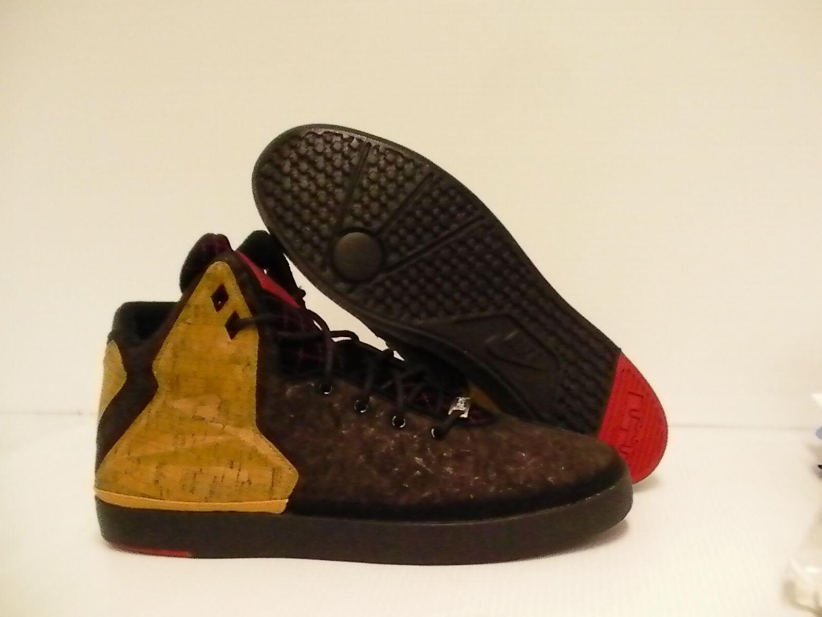 Nike lebron xi del nuovo galles del basket sud lifstyle scarpe da basket del bel colore dimensioni 9.5 nuovi con box 80fe68
