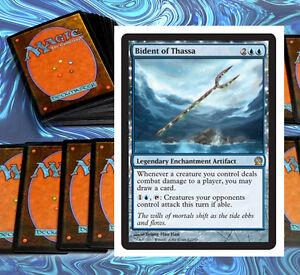 mtg budget blue deck magic the gathering theros card lot rares modern nm ebay