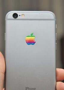 3pcs-Bombato-Apple-Logo-Adesivi-per-Iphone-Cover-Originale-Misura-15-5x12-6-Mm