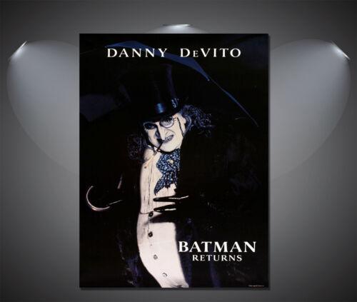 A4 Sizes A1 A3 Batman Returns The Penguin Vintage Movie Poster A2