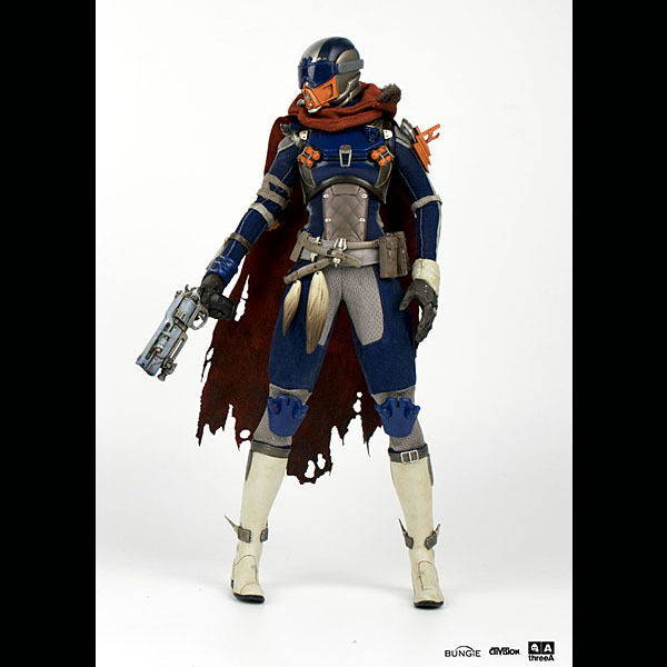 THREEA - HUNTER   Destiny figurine 1 6, 31 cm