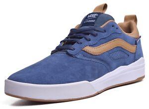 Details zu Vans UltraRange Pro Men's Dress Blue Bronze Suede Skateboard Shoes Size 7.5