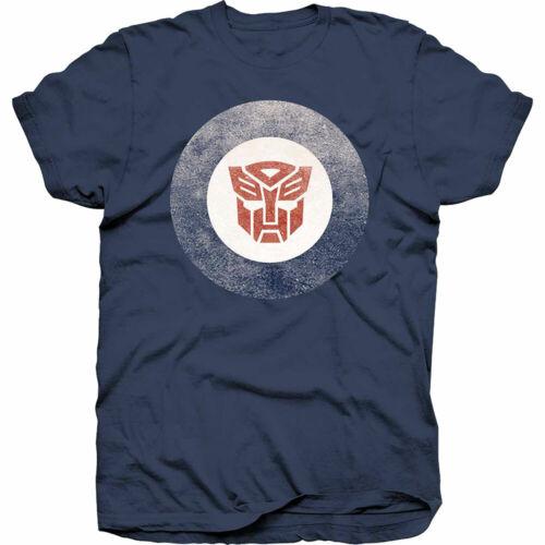 Transformers Target Logo Hasbro Men/'s Tee