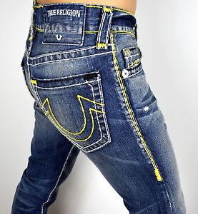 True-Religion-Men-039-s-Rocco-Relaxed-SKinny-Super-T-Brand-Jeans-MDAJ60N23A