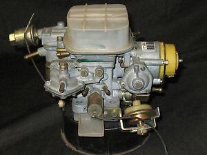 NOS-2-Bbl-Holley-9725-EIGE-DA-1981-1-2-Ford-Escort-1-6-Liter-M-T-Alt-amp-Cal