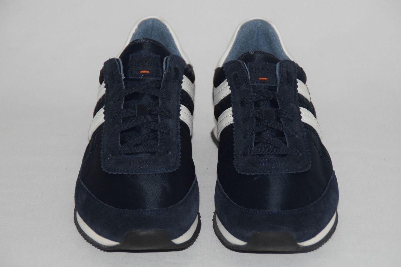 HUGO BOSS ORANGE SNEAKER, Gr. 46 / UK 12 Blau / US 13, Dark Blau 12 570837