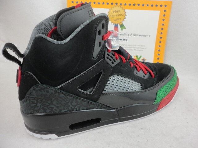 Nike Jordan Spizike, Black / Varsity Red, 315371 026, Size 15