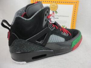 watch a0af6 d3217 Image is loading Nike-Jordan-Spizike-Black-Varsity-Red-315371-026-
