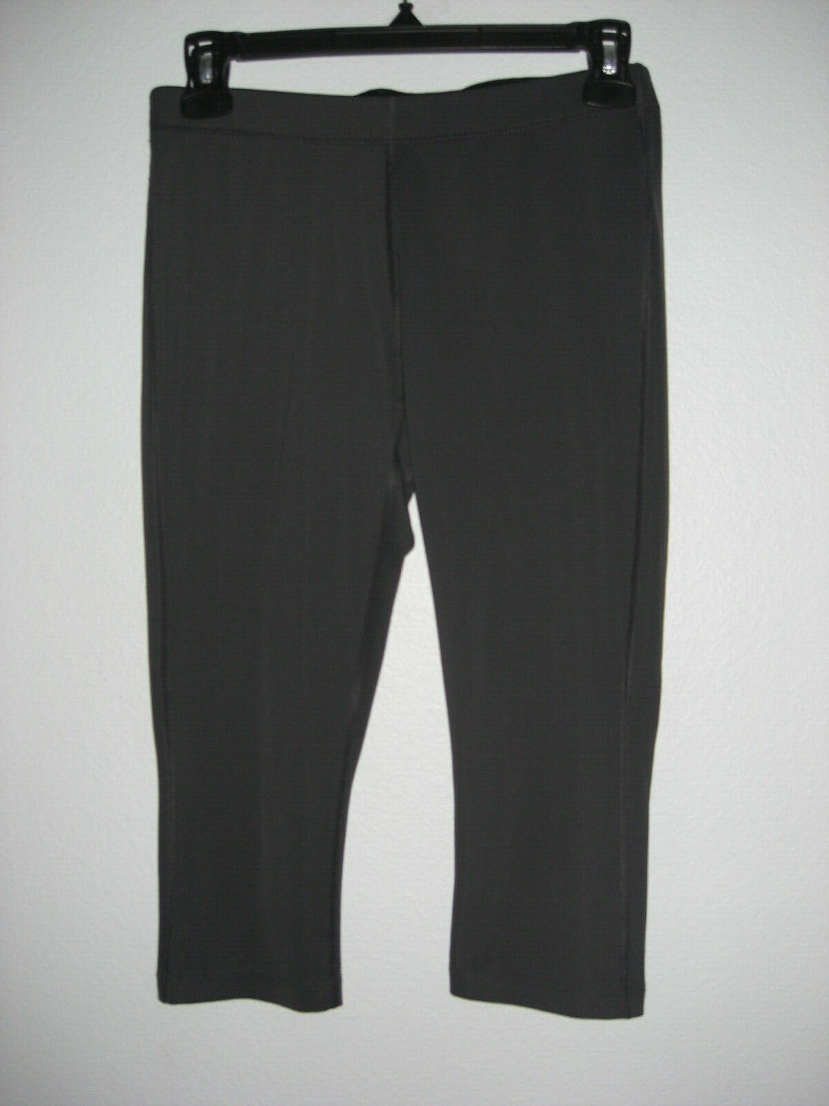 New Balance Women's Small Gray Capri Yoga Leggings Inseam 16