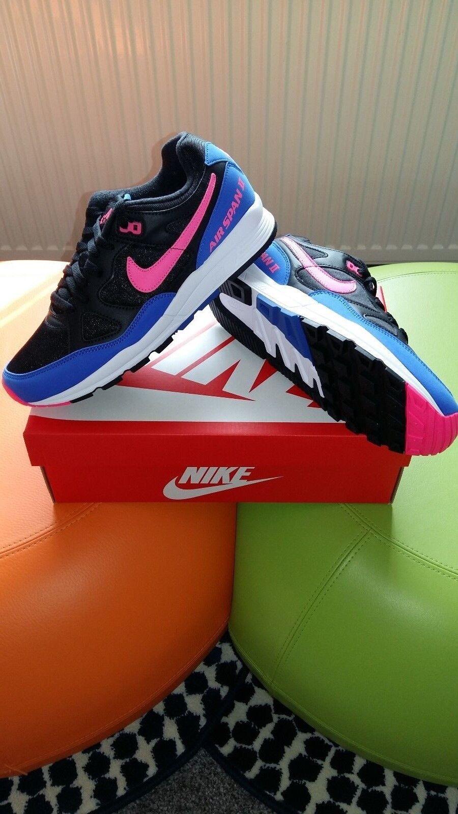 Nike Unisex Span 2... Retro Deportes Air Unisex Nike Zapatillas Reino Unido eur41 7eef1d