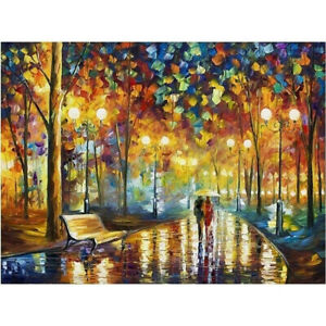 Walk-In-The-Rain-Puzzles-Jigsaw-Difficulty-Colourful-Puzzle-DIY-1000-Piece-Gift
