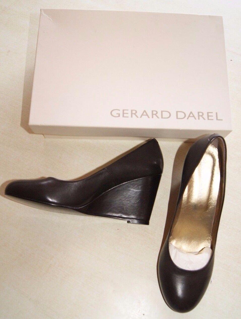 Paire de chaussures marron neuves taille 40 marque Gérard Darel (v)