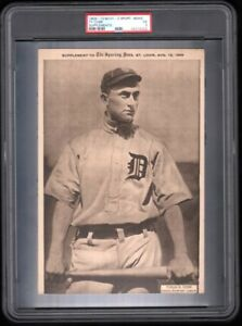 1909-M101-2-Sporting-News-Supplement-Ty-Cobb-PSA-3