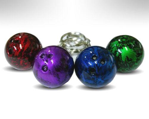 Schlüsselanhänger Bowlingball ideal als Geschenk