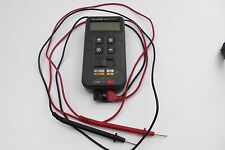 Pre-owned Fluke 12 multimeter with leads and protective case works great