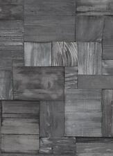 Vliestapete Holz Optik Planken grau Erismann Countryside 5819-15 (2,76€/1qm)